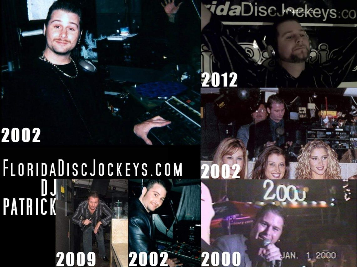 DJ Patrick Saccoccia 2000-2012