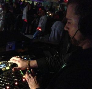 DJ Patrick Saccoccia performing at Fort Lauderdale nightclubs