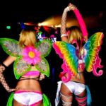 floridadiscjockeys colorful rave girls Miami pic1